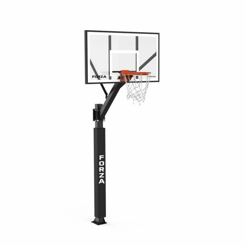 FORZA Floor-Fixed Basketball Unit | Net World Sports