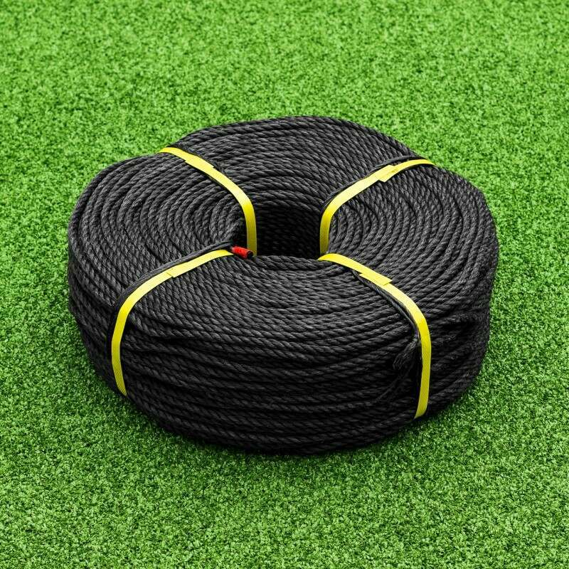 TITAN Poly Rope [Premium Grade] | Tow Rope | Heavy Duty Rope | Net World Sports