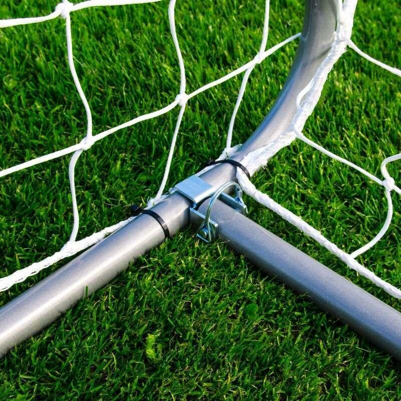Full Size AstroTurf Soccer Goals   Soccer Goals