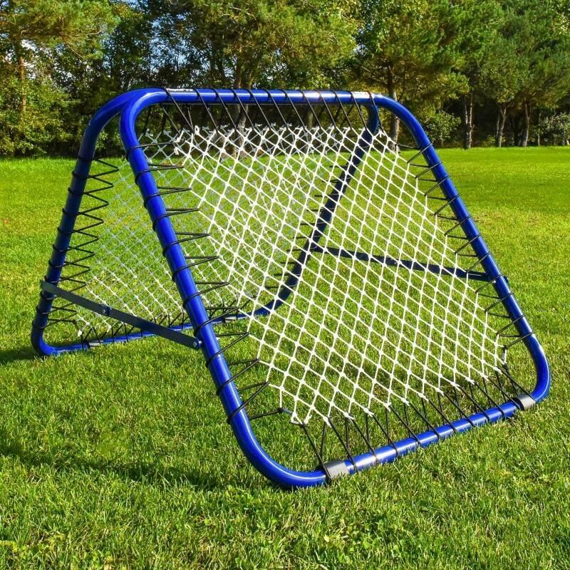 Lacrosse Rebounding Net | RapidFire Lacrosse Rebounder