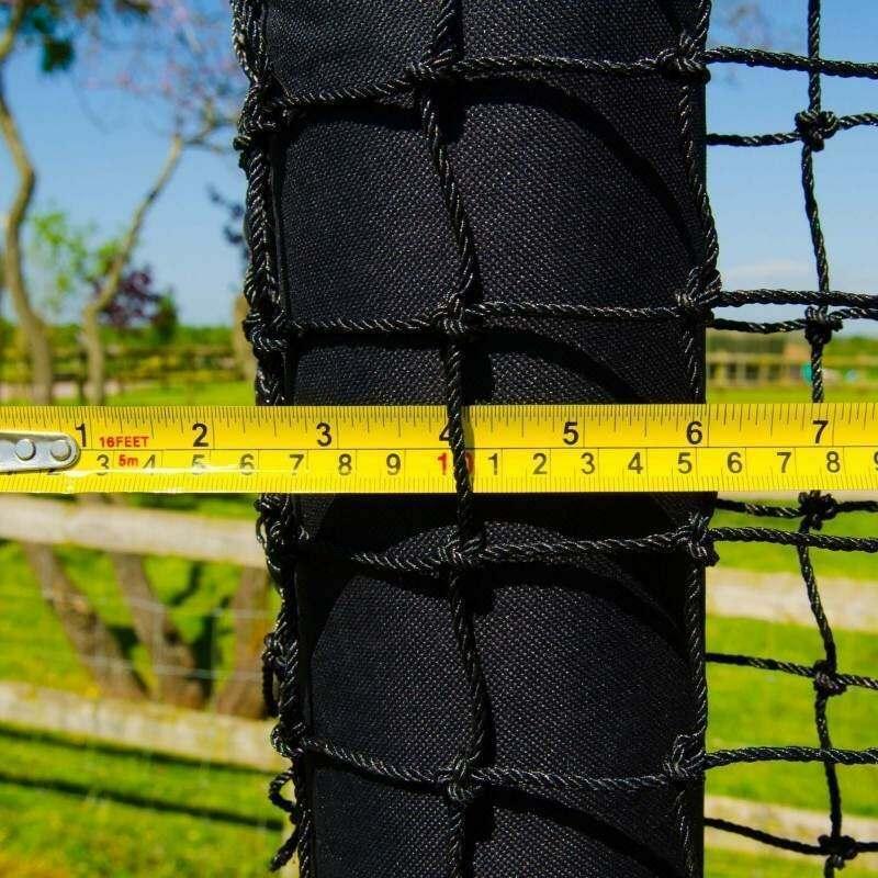 2in Diameter Weatherproof Steel Frame   Net World Sports