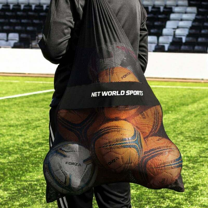 Sports Ball Carry Bag | Football Coach Equipment