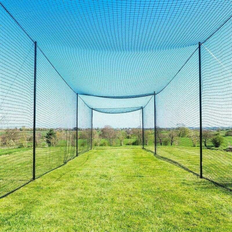 FORTRESS Baseball Batting Cage Nets | HDPP Netting | Net World Sports