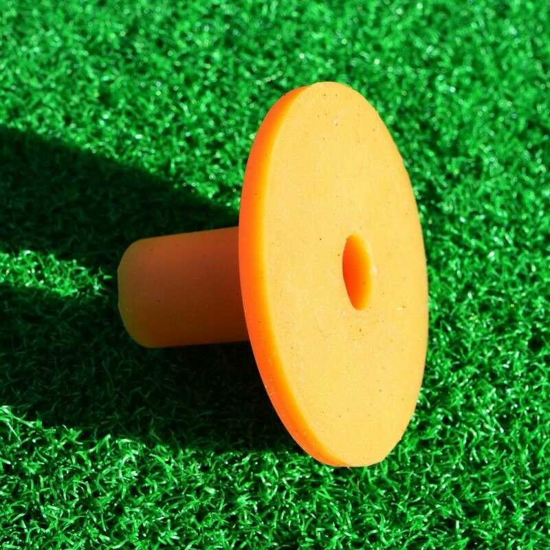 70mm Rubber Driving Range Tees (5 Pack) | Net World Sports