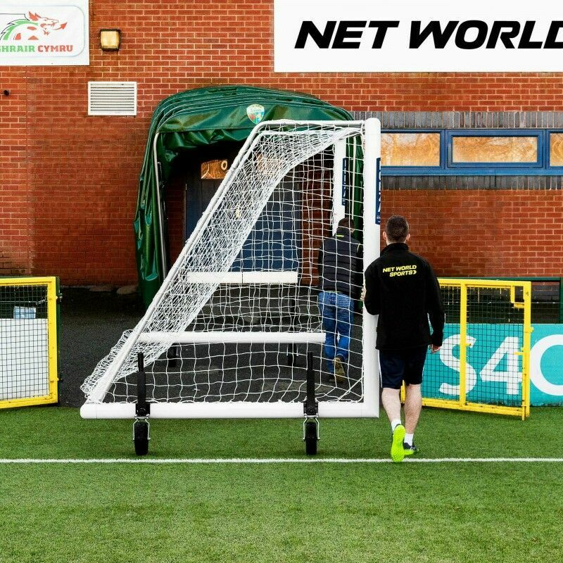 All-Direction Wheels For Football Goals