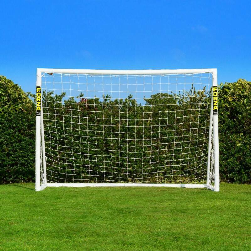 3m x 2m FORZA Futsal Football Goal Post | Football Goals