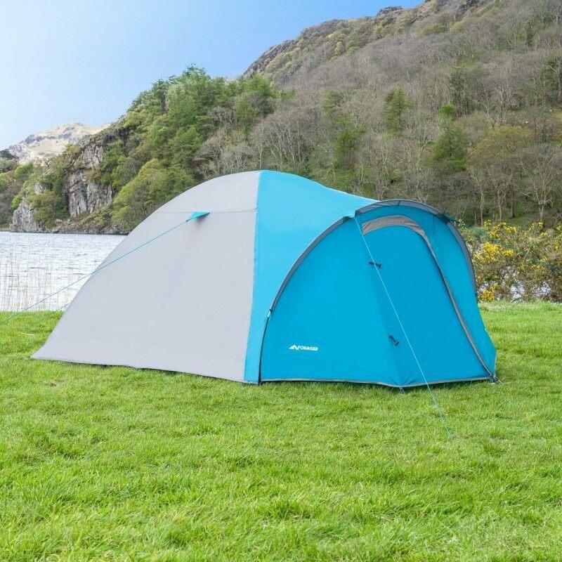 FORAGER Arizona Dome Camping Tent [3 Man] | Net World Sports