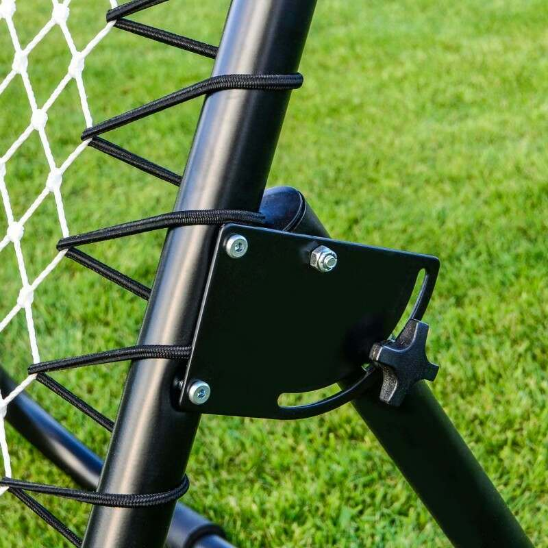 Adjustable Single Sided Football Rebound Net | Net World Sports