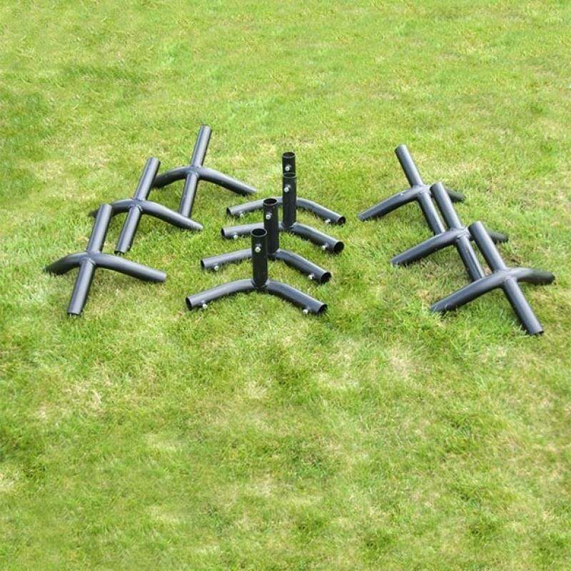 Trapezoid Batting Cage Connector Kit | Net World Baseball