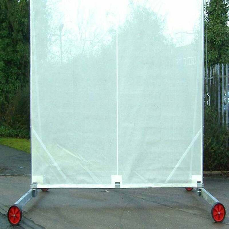 4m Mesh Sight Screen