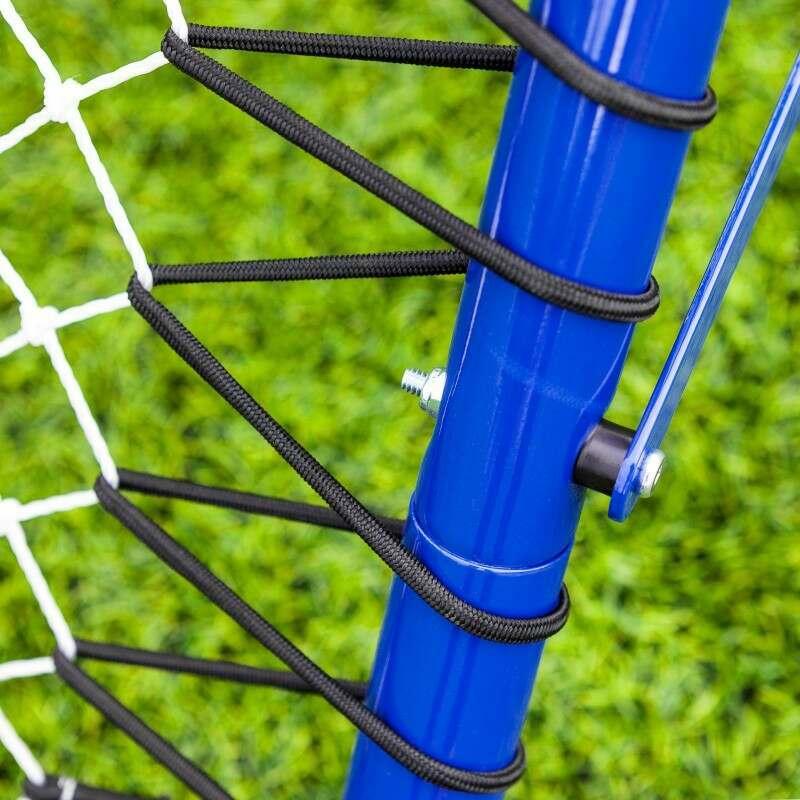 Double Sided Lacrosse Net | Rebound Lacrosse Training