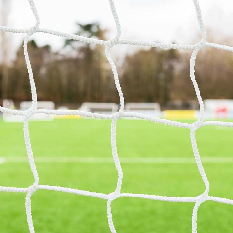 5mm Braided HDPE Box Football Goal Net