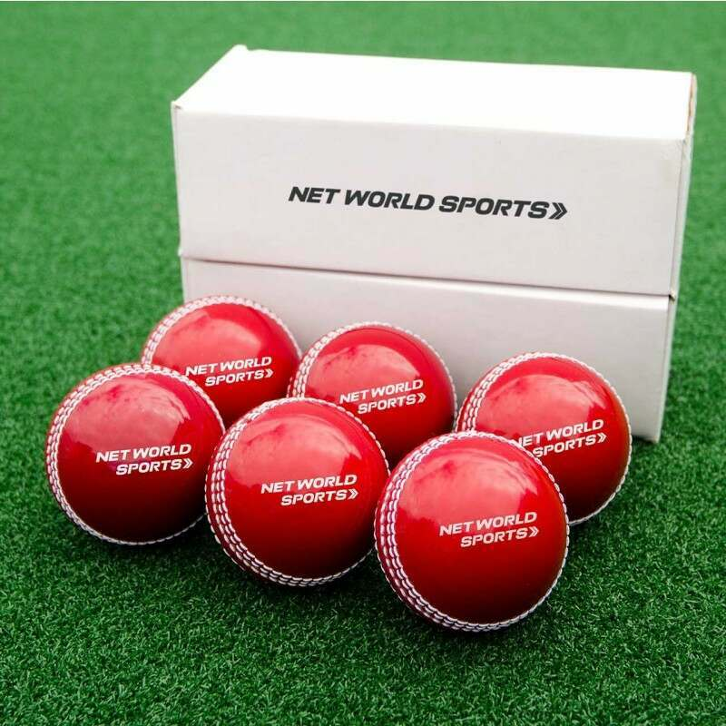 High-Performance Practice Cricket Balls | Net World Sports