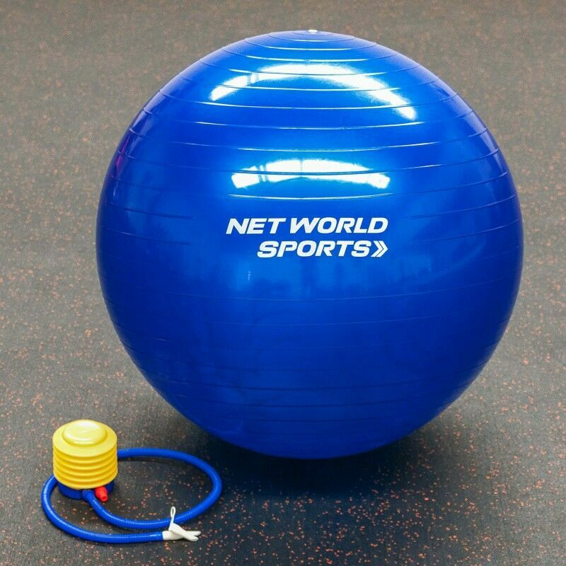 Anti-Burst PVC Yoga Ball