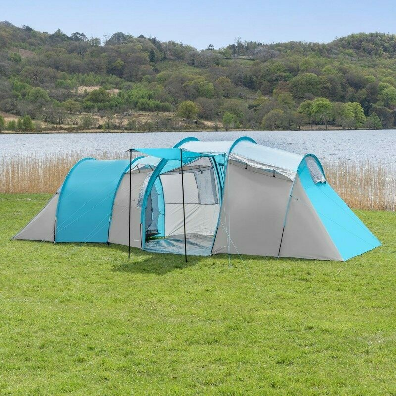 FORAGER Indiana 6 Man Tent | Net World Sports