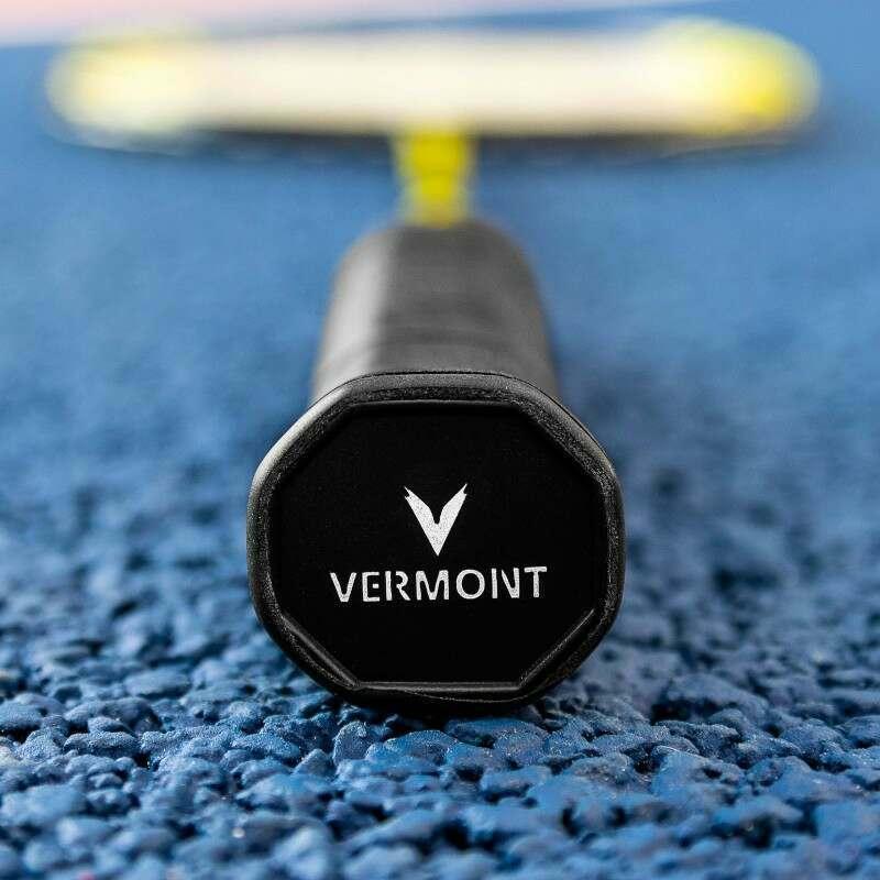 Vermont Ryusei Badminton Racket | Senior Racket | Graphite Compound | Net World Sports
