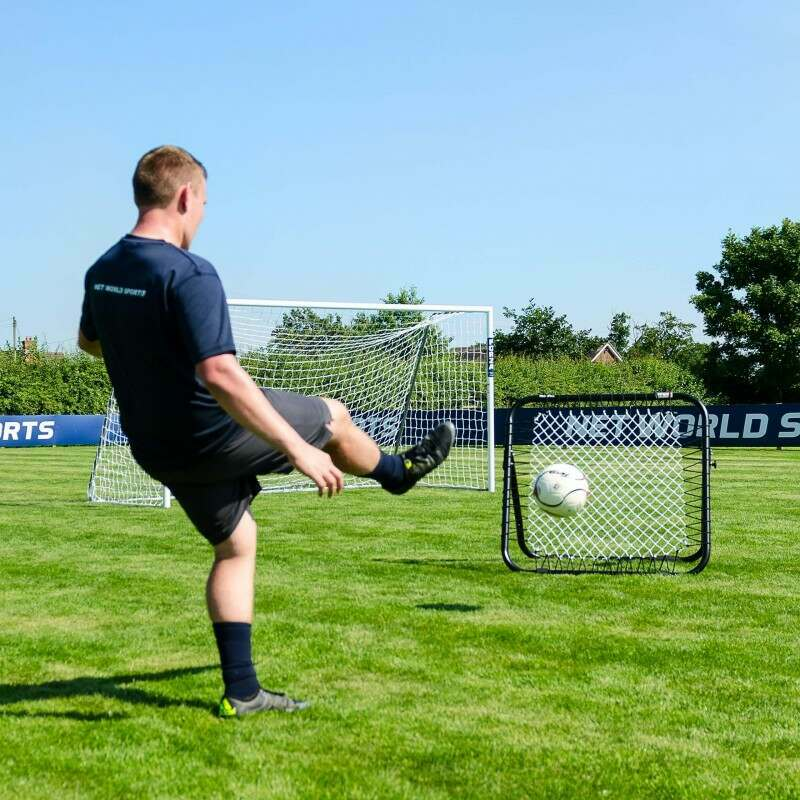 Hard-Wearing Football Rebound Net | Football Rebounder For Passing Accuracy