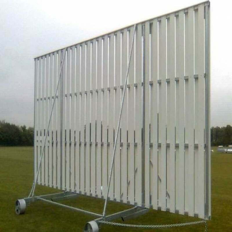 8m Test Folding Sight Screen | Net World Sports