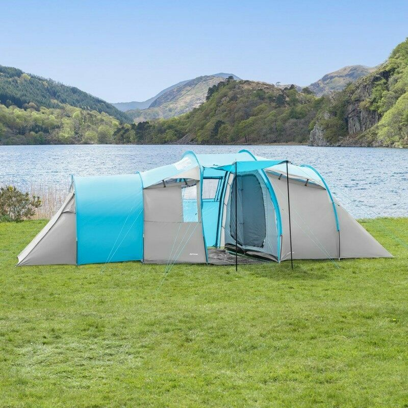 FORAGER Indiana 8 Man Tent | Net World Sports