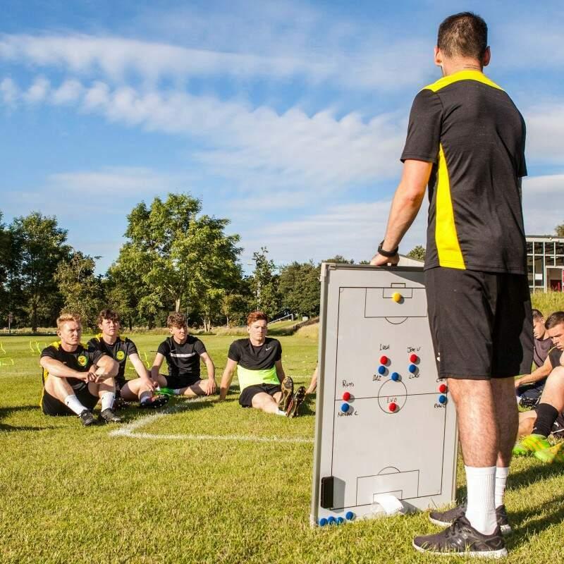 90cm x 60cm Double Sided Football Carry Bag