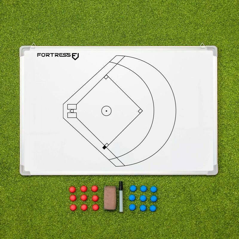90cm x 60cm Baseball Tactics Boards