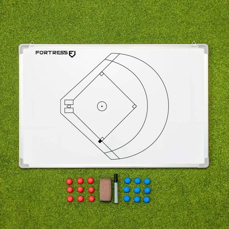 90cm x 60cm Baseball Tactics Boards