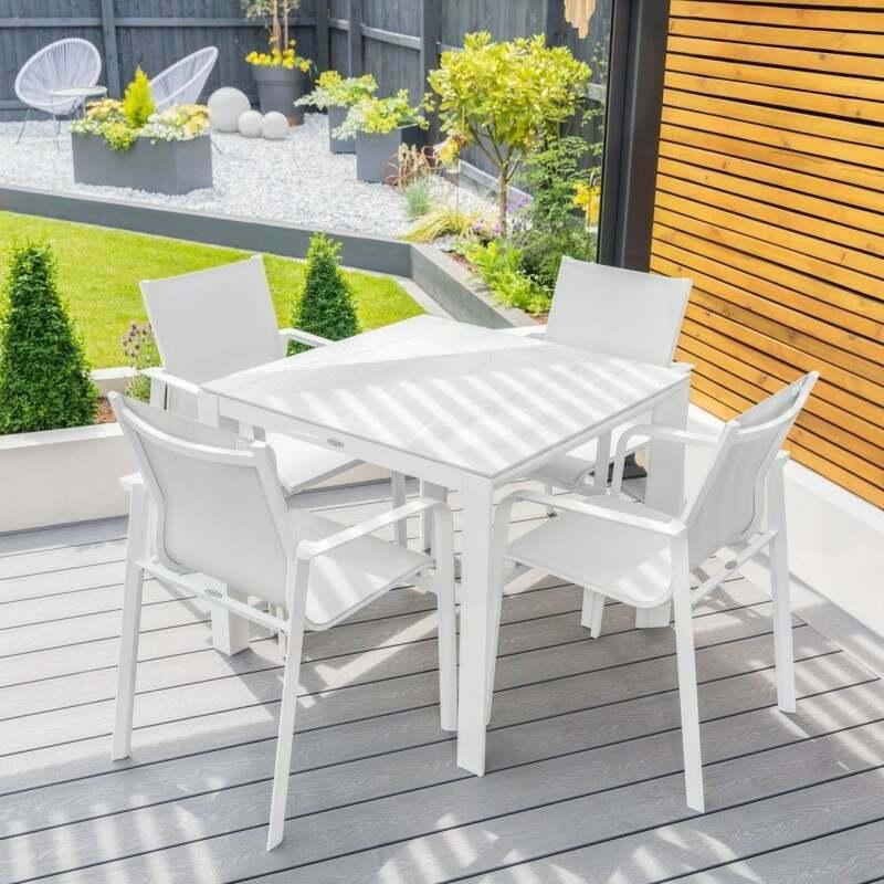 Harrier Luxury Outdoor Dining Set | Net World Sports