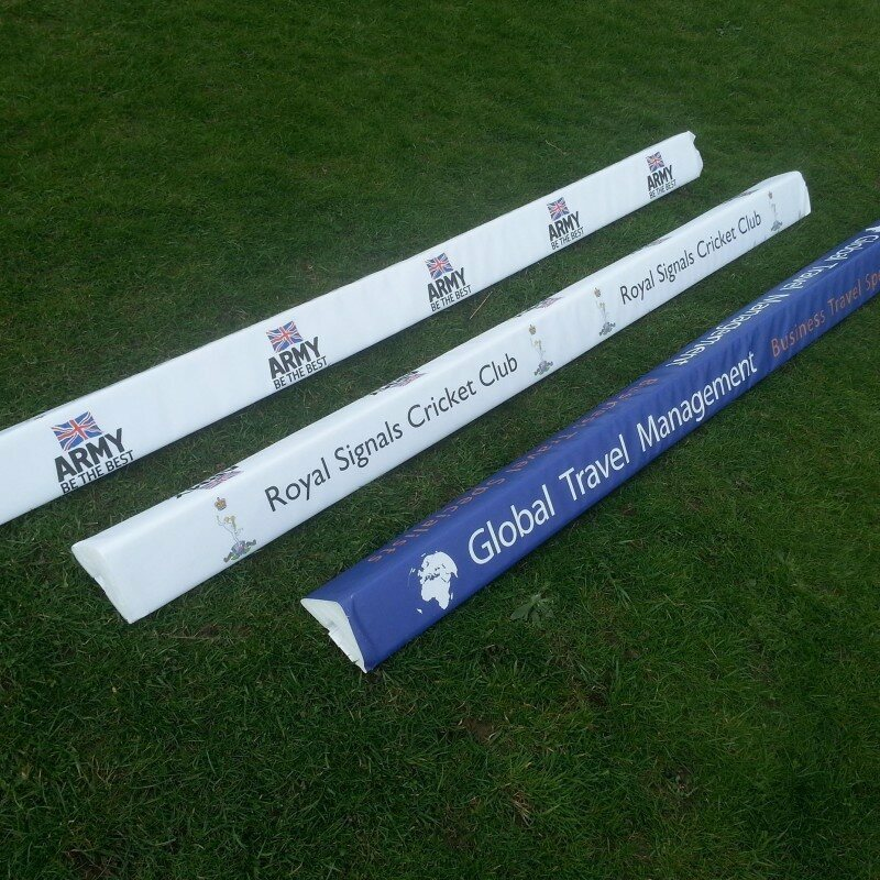 Cricket Boundary Sponsor Wedges