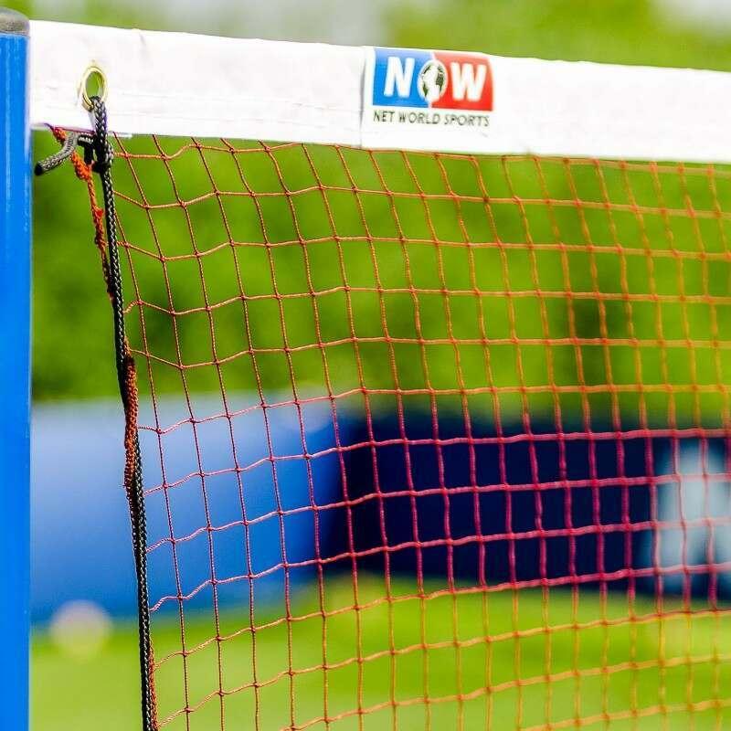 professional badminton net - official badminton net size