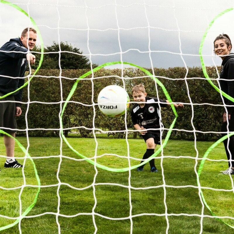Weatherproof Mesh Soccer Targets | All-Weather Soccer Goal Target Sheet