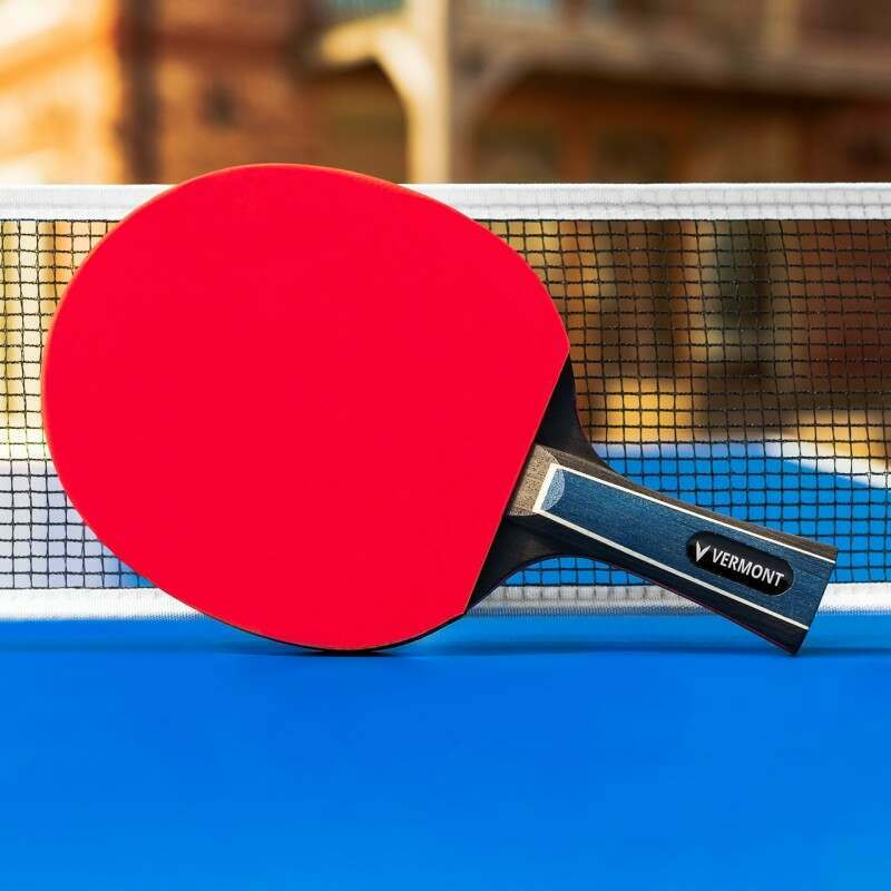 Vermont Aero Table Tennis Bat [Club] | Net World Sports