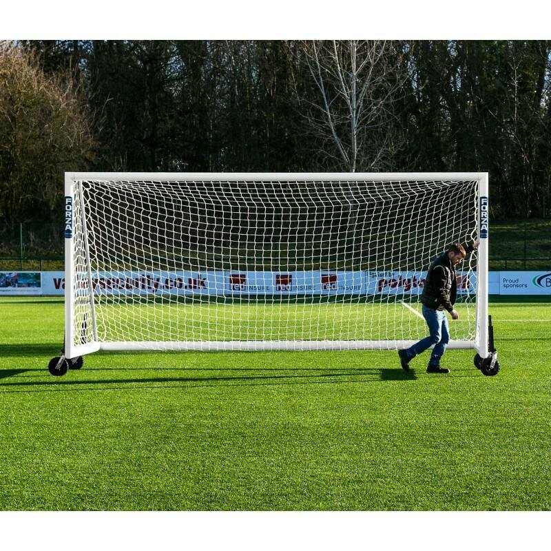 Easy To Move Football Goal Wheels