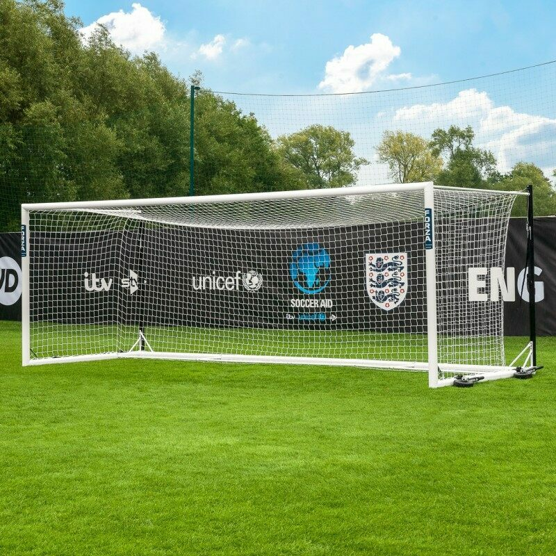 Soccer Aid Goals