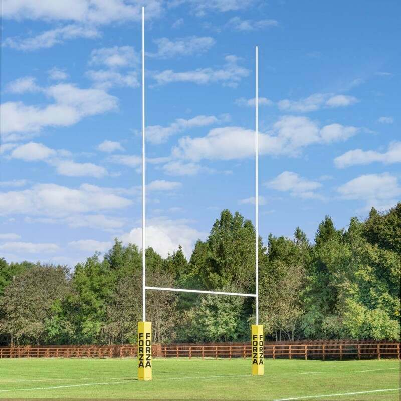 FORZA Alu80 Hinged Rugby Posts | Net World Sports