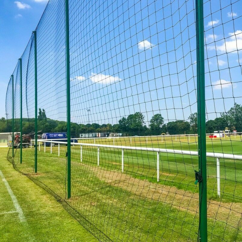 Multi-Sport Ball Stop Netting System Posts | Net World Sports