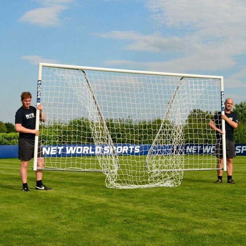 Full Size Portable Football Goals | Football Goals