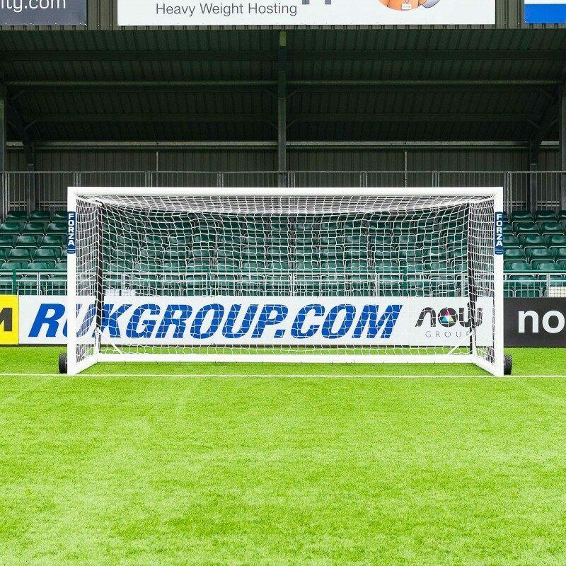 18.5 x 6.5 Stadium Box Soccer Goal