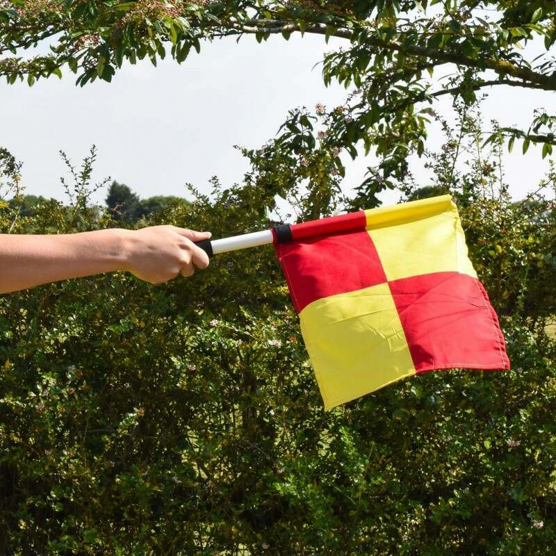 Rugby Linesman Flags