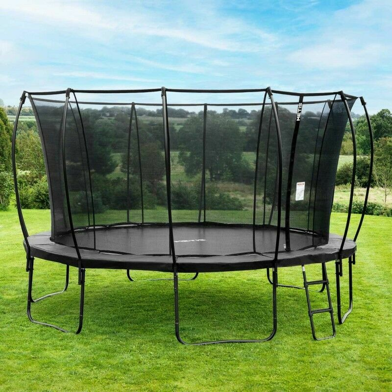 METIS Apollo Garden Trampolines [Deluxe] | Net World Sports