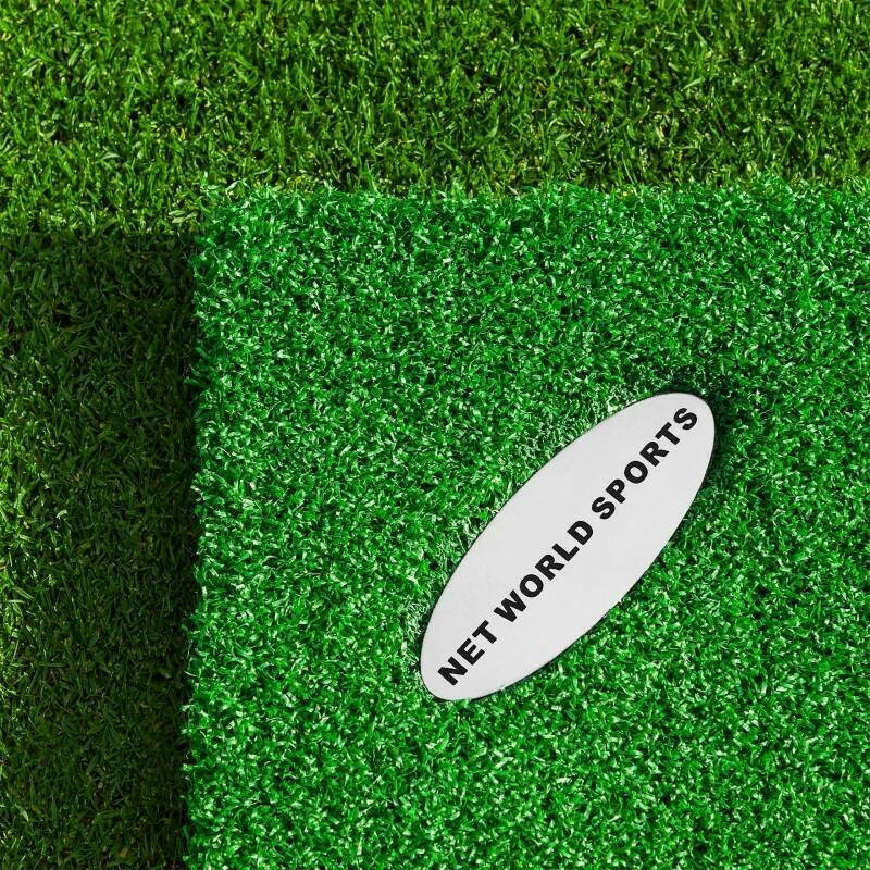 Professional Quality Golf Mat | 13mm Polyethylene Turf | Rubber Base | Net World Sports