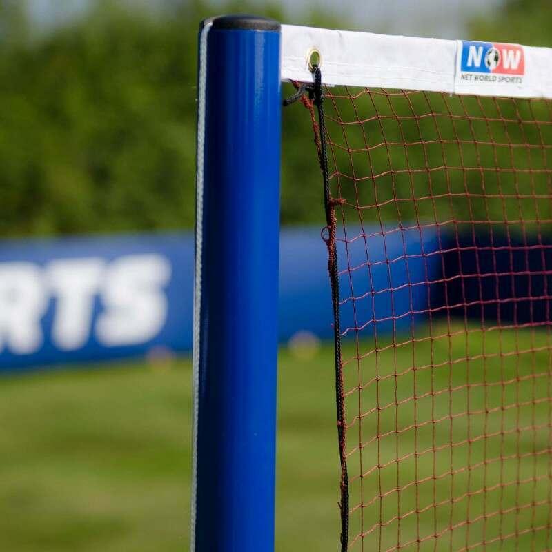 ProCourt Badminton Posts - Freestanding [42kg]