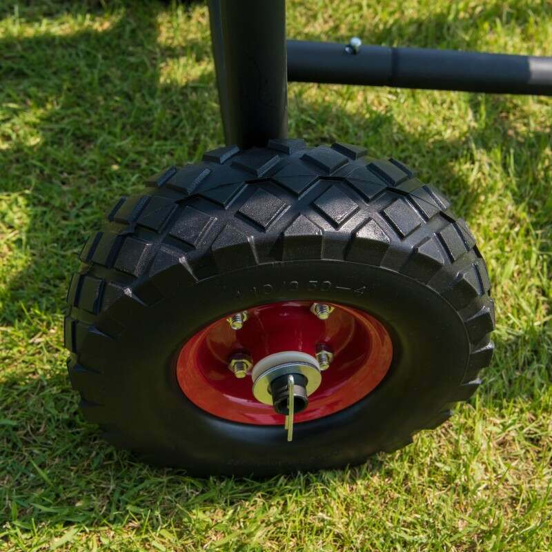 Anti-Puncture - Ball Carry Cart