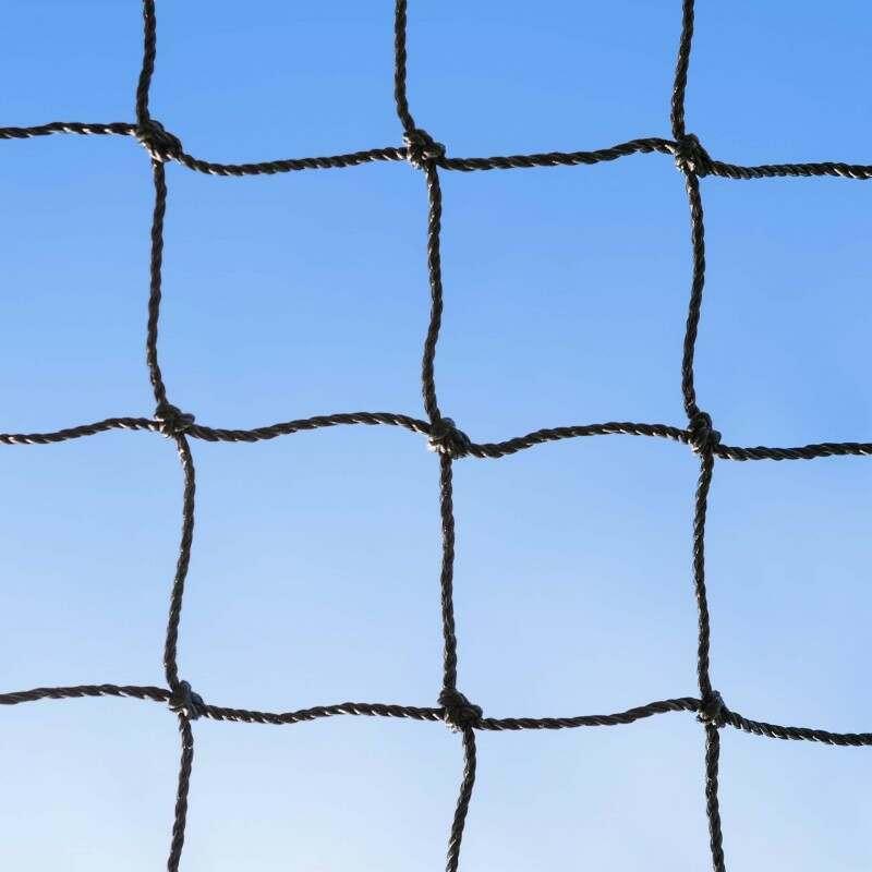 Black Baseball Netting Screens