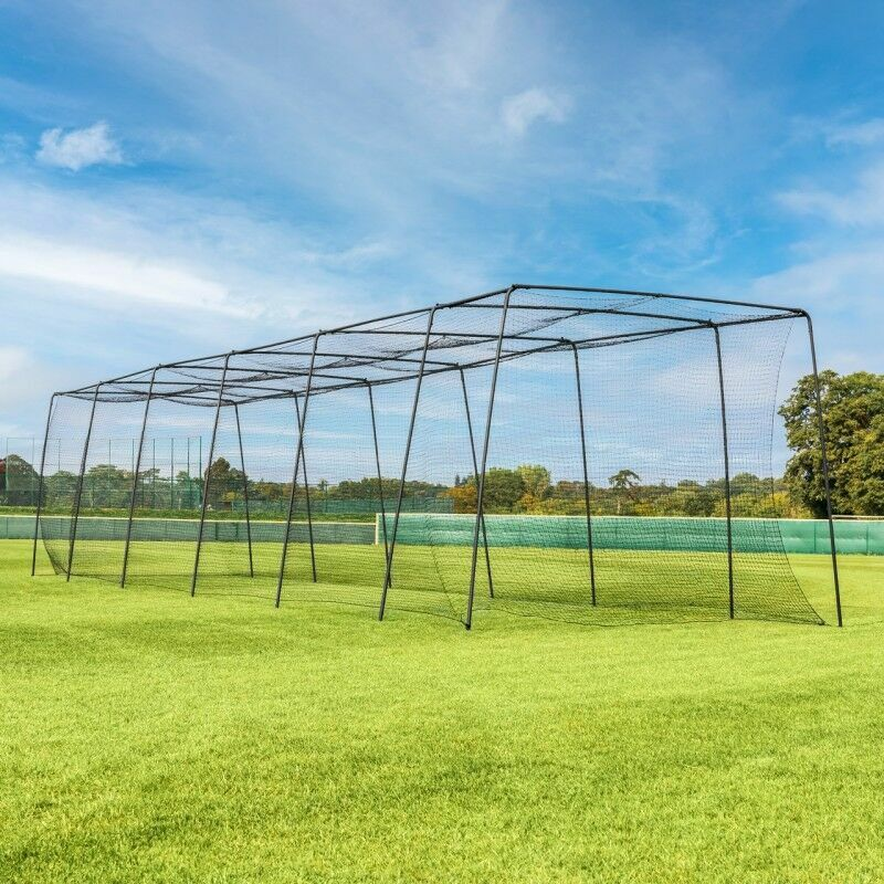 Trapezoid Batting Cage For Baseball Practice