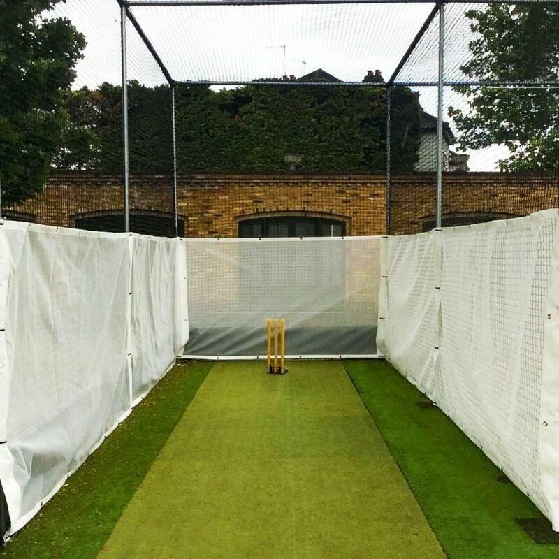 Batter Screens For Cricket Training Nets   Net World Sports