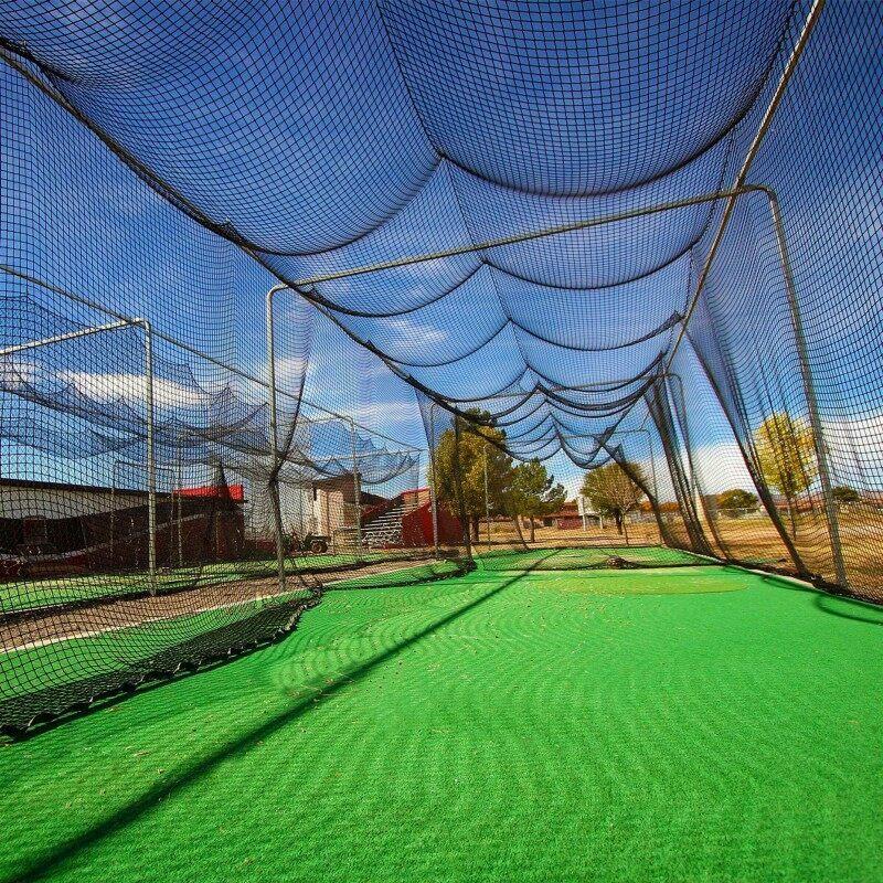 12.2m FORTRESS Custom Baseball Net