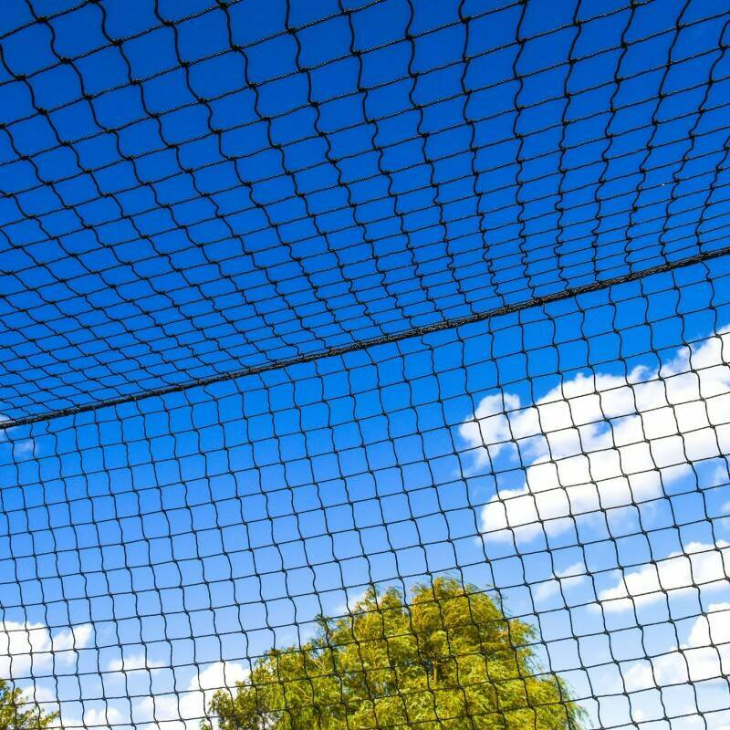 FORTRESS 60ft (18.3m) Baseball Batting Cages [2 piece cage]