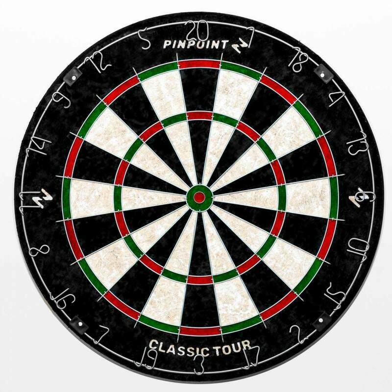 PINPOINT Beginner Dartboard (Classic Tour) | Net World Sports