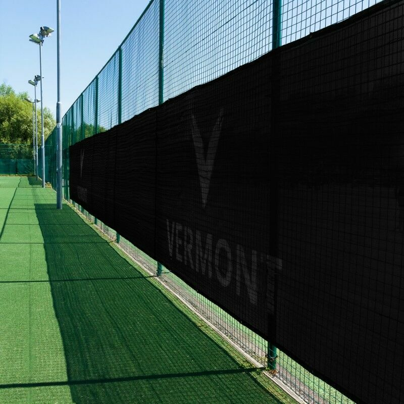 Outdoor Badminton Privacy Screen