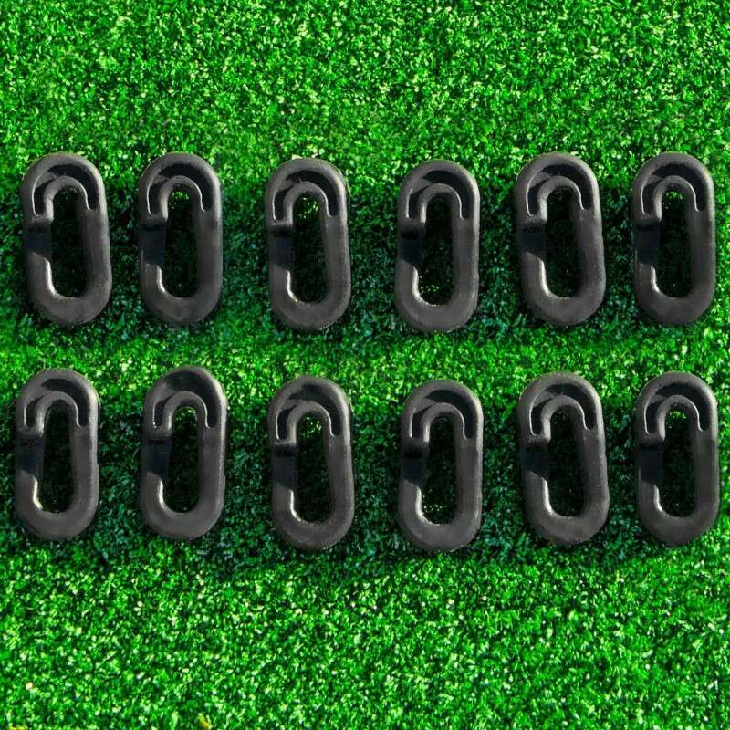 Net Clips [80 Pack] Sports Netting Clips